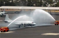AP-3C Orion Returns from Middle East