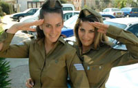 Who Doesn't Love IDF Women?