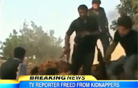 Kidnapped NBC Journalist Freed