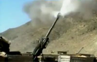 M198 155mm Howitzer Fire Mission