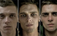 Portraits Before, During & After War