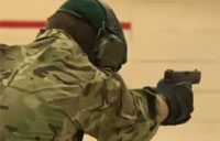 New Glock Pistol for British Military