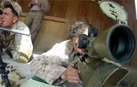 Marine Scout Sniper Training Montage