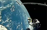 UFO Sightings Captured by the ISS
