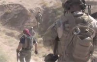 SEALs & Afghan Commandos Team Up