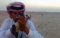 Arab Sniping the Fancy Way