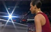 Alicia Keys Wows with National Anthem