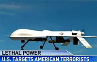 Gov Authorizes Drone Strikes on Citizens