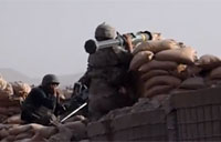Taliban Attack Army Base in Wardak