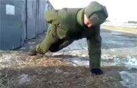 New Russian Special Forces Pushups