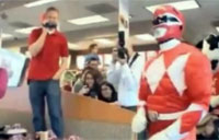 'Power Ranger' is an Actual Hero!