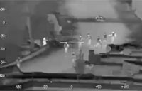 Taliban Insider Attack Caught on FLIR
