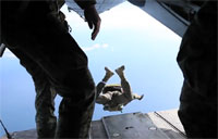 Gravity Does the Work for 2nd Recon