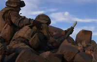 French Forces Fight Rebels in Mali