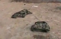 Graphic Aftermath of Attack on SAA