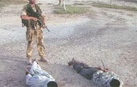 Iraqis Allegedly Tortured by UK Troops