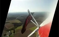 When Hang Gliding Goes Wrong