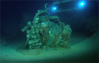 ROVs Recover Apollo F-1 Engines