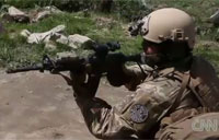 Special Forces Firefight in Nejrab