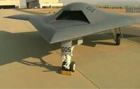Navy X-47B - Spy in the Sky