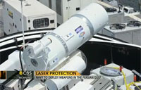 Navy Laser Going to Persian Gulf