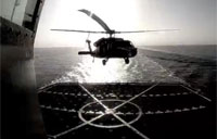 HSC-8 Action on the High Seas