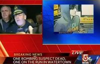 Boston Marathon Suspect Shot Dead