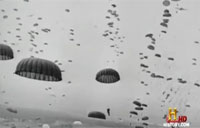 The Largest Paratrooper Drop Ever