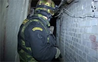 Spetsnaz Search Homes for Shooter
