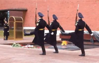 Changing of the Guard in Moscow