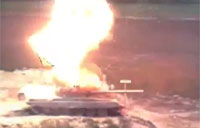 T-72 Tank No Match for TOW