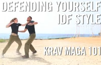 How to Defend Yourself, IDF Style