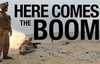 Marines Bring the Boom in Live-Fire