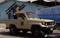 Iran Unveils 3 New Military Products