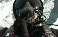 Su-35S Stealth Fighter Pilot Action