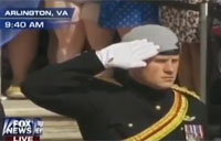 Prince Harry Honors US War Dead