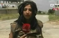 Syrian Reporter Killed by FSA Sniper