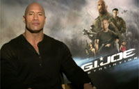The Rock, G.I. Joe & Military.com