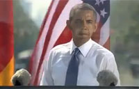 Obama Calls for Nuclear Weapons Cuts