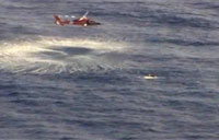 Boat with Family Capsizes in Hawaii