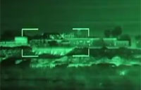 500lb Bomb Dropped in Afghanistan
