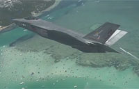 Squadron VFA-101 Gets Navy's First F-35