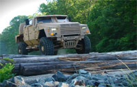 JLTV Proves Off-Road Success