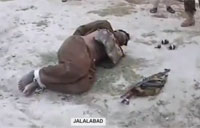 Afghan Soldier Stops Suicide Bomb