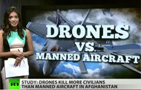 Drones More Deadly Than Fighter Jets