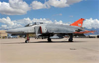 F-16 Jet Fighter Becomes Drone