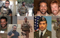 Fallen US Special Operations Tribute