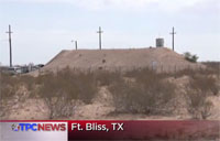 Army Reports Radiation Leak in TX