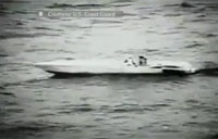 CG Shoots 'Go-Fast' Boat's Engine
