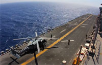 US Navy Flight Deck Time Lapse